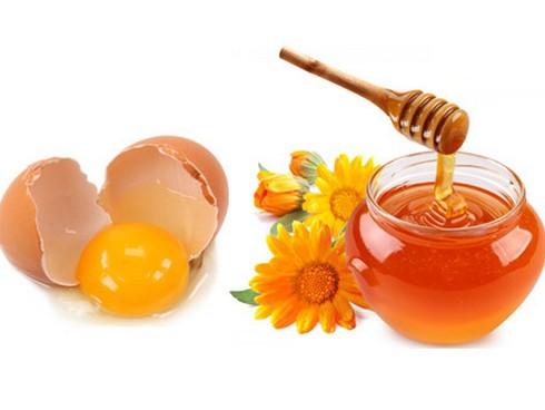 Làm đẹp da mặt đơn giản bằng quả trứng gà