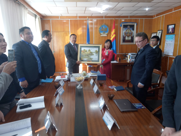Tỉnh Khuvsgul (Mông Cổ) mong muốn hợp tác, mở ra cơ hội cho các doanh nghiệp Việt Nam