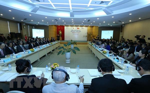 Đối thoại kinh tế Việt-Nhật: Cơ hội lớn cho doanh nghiệp hai nước