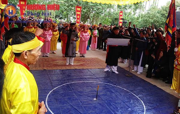 Độc đáo Lễ hội Minh Thề với lời thề không tham nhũng