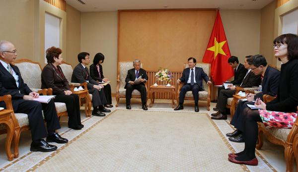Nhiều doanh nghiệp vùng Kyushu (Nhật Bản) muốn đầu tư vào Việt Nam
