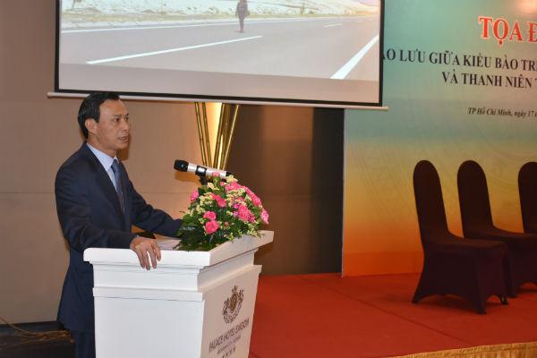Kiều bào trẻ Việt Nam: Câu chuyện về hành trình trở về