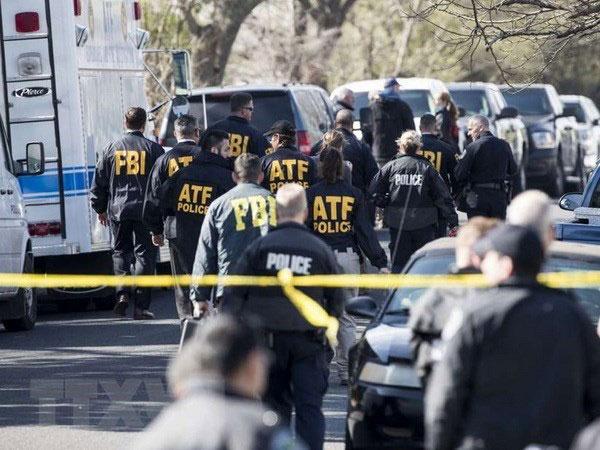 Cảnh sát Mỹ nghi ngờ có âm mưu đánh bom hàng loạt ở bang Texas