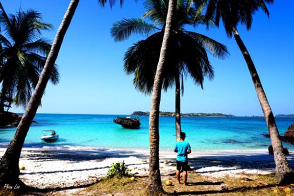 Đảo Móng Tay - thiên đường biển sánh ngang Maldives