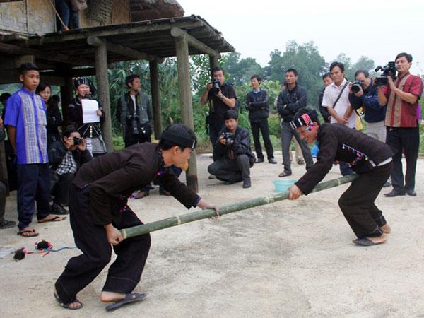 Sức sống của trò chơi dân gian truyền thống cộng đồng các dân tộc vùng núi phía Bắc