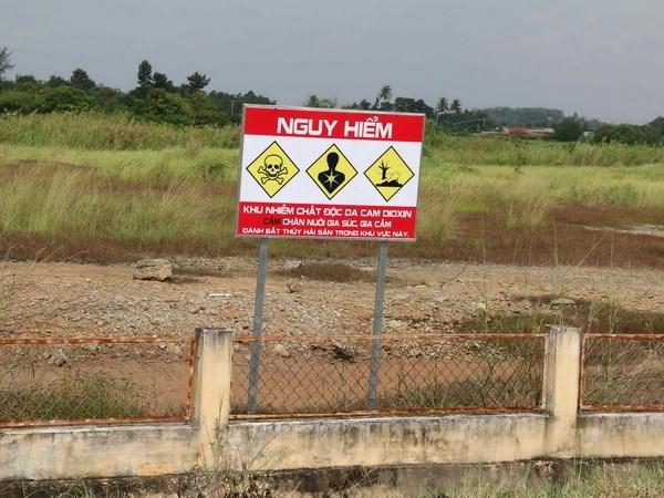 Việt Nam kêu gọi Nhật Bản hỗ trợ xử lý môi trường ô nhiễm dioxin