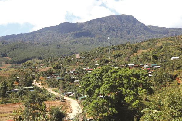 Khám phá đỉnh núi Ngọc Linh - Kon Tum