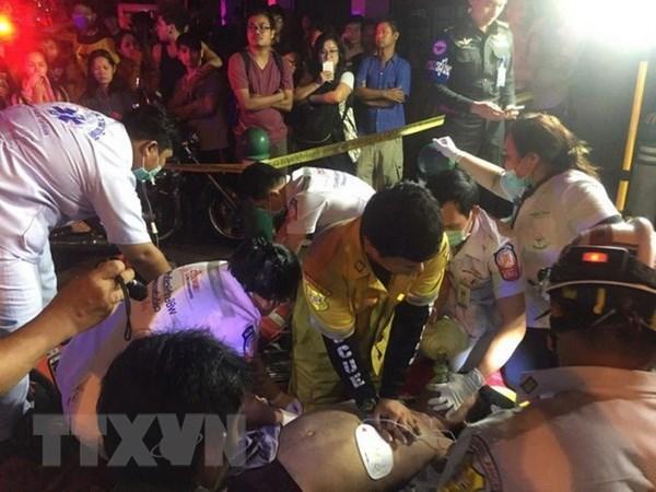 Bảo hộ công dân cho các nạn nhân bị thương trong vụ cháy chung cư tại Thái Lan
