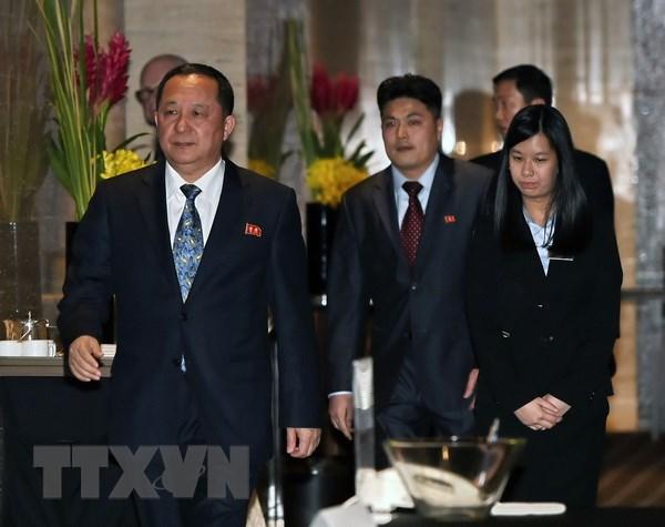 Triều Tiên sẵn sàng quay trở lại bàn đàm phán 6 bên về hạt nhân