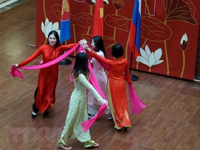 Ngày Việt Nam với các nhà ngoại giao tương lai tại Liên bang Nga