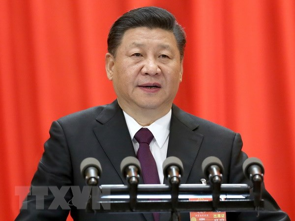Chủ tịch Trung Quốc Tập Cận Bình đề cao các