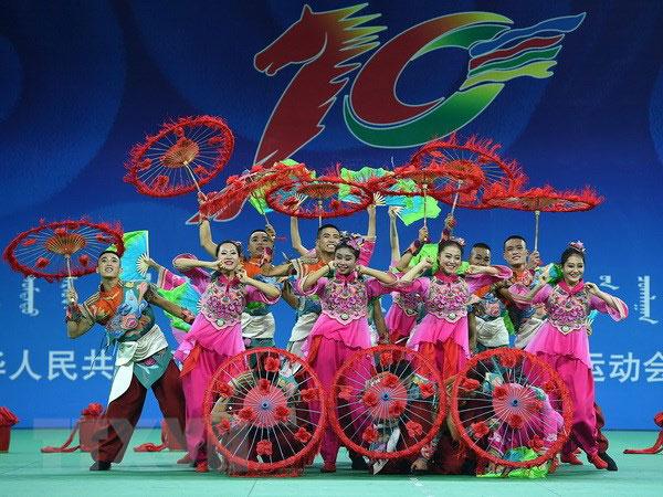 Trung Quốc cử đoàn tham dự Liên hoan nghệ thuật tại Triều Tiên