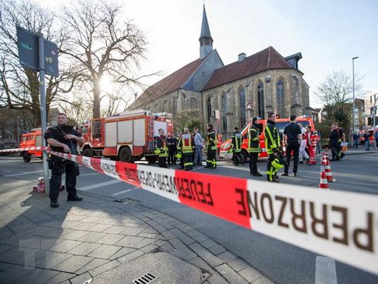 Vụ lao xe tại Đức: Không có người Việt Nam bị ảnh hưởng