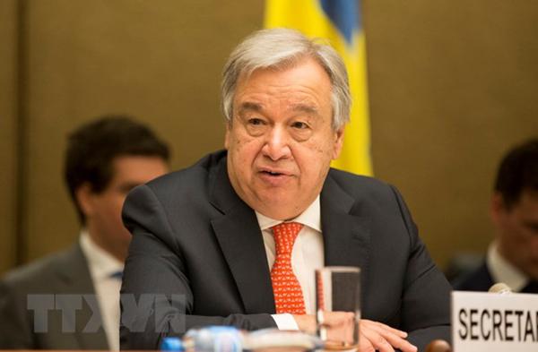 Tổng Thư ký Liên hợp quốc: Hội đồng Bảo an