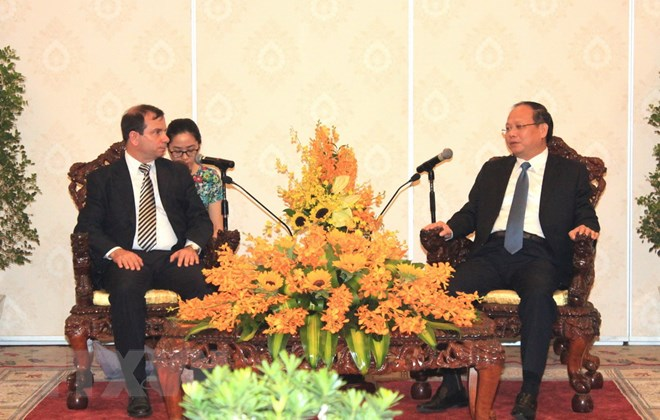 Chủ tịch ICAP: Cuba luôn mong sát cánh với nhân dân Việt Nam