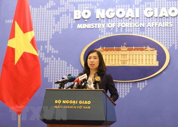 Việt Nam phản đối việc sử dụng vũ lực đe dọa cuộc sống người dân Syria