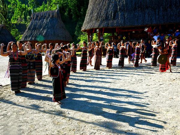 Từ vũ điệu dâng trời đến văn hoá truyền thống của người Cơ Tu
