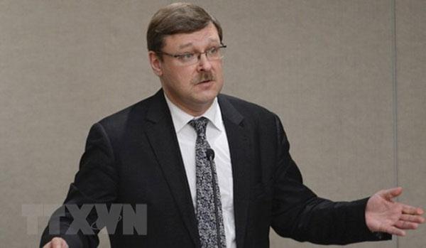 """Nga lên tiếng cảnh báo Mỹ về """"giới hạn đỏ"""" trong vấn đề Syria"""