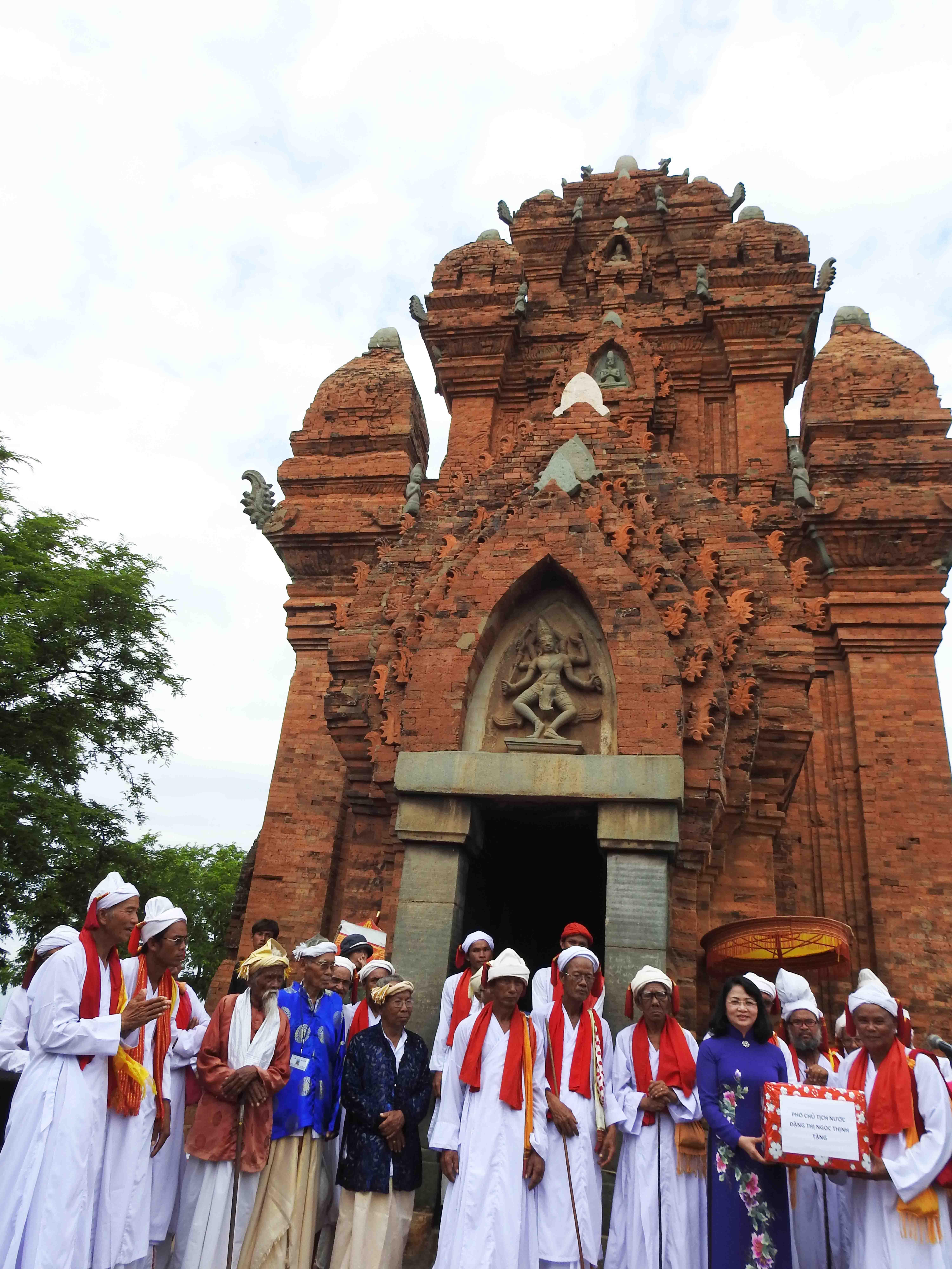 Lễ hội Katê – Nét văn hóa đặc sắc  của đồng bào Chăm ở Ninh Thuận