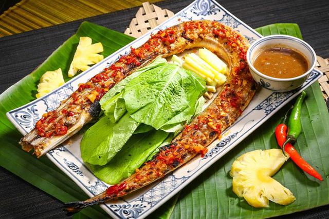 Về Quảng Ngãi thưởng thức đặc sản cá tào lao