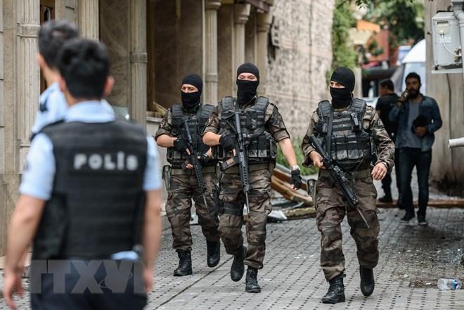 Thổ Nhĩ Kỳ phát lệnh bắt giữ 300 người liên quan giáo sỹ Gulen