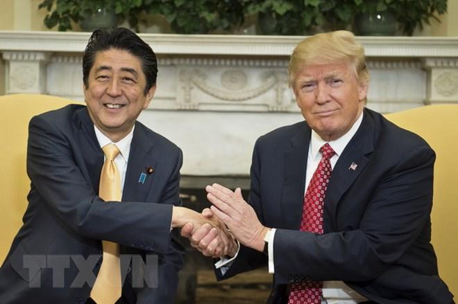 Lãnh đạo Nhật-Mỹ đối thoại liên tục về cuộc gặp thượng đỉnh Mỹ-Triều