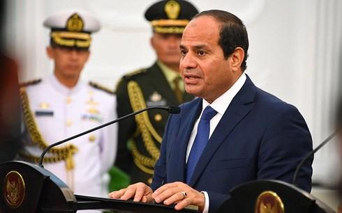 Ai Cập đứng ra hòa giải Israel và Palestine