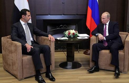 """Tổng thống Syria Assad: """"Cửa mở"""" cho tiến trình chính trị"""