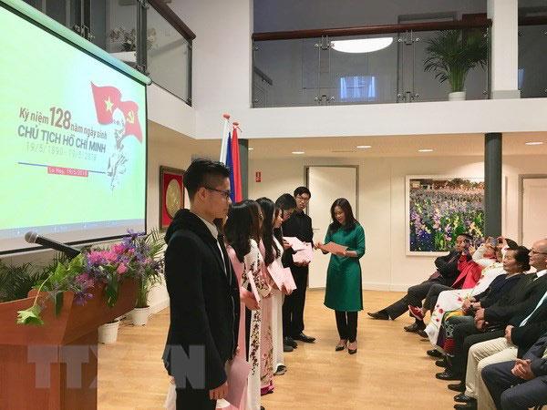 Hoạt động kỷ niệm ngày sinh Chủ tịch Hồ Chí Minh tại Canada
