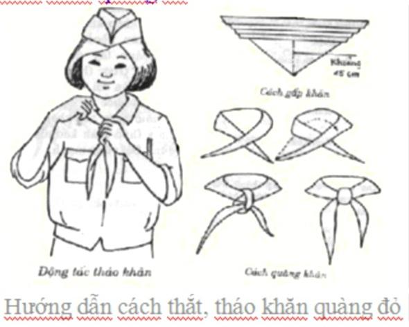 Chiếc khăn quàng đỏ