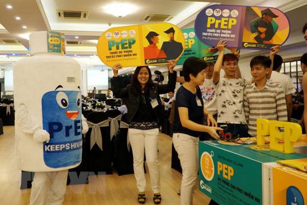 Gần 1.200 người Việt được dùng thuốc PrEP tránh lây nhiễm HIV