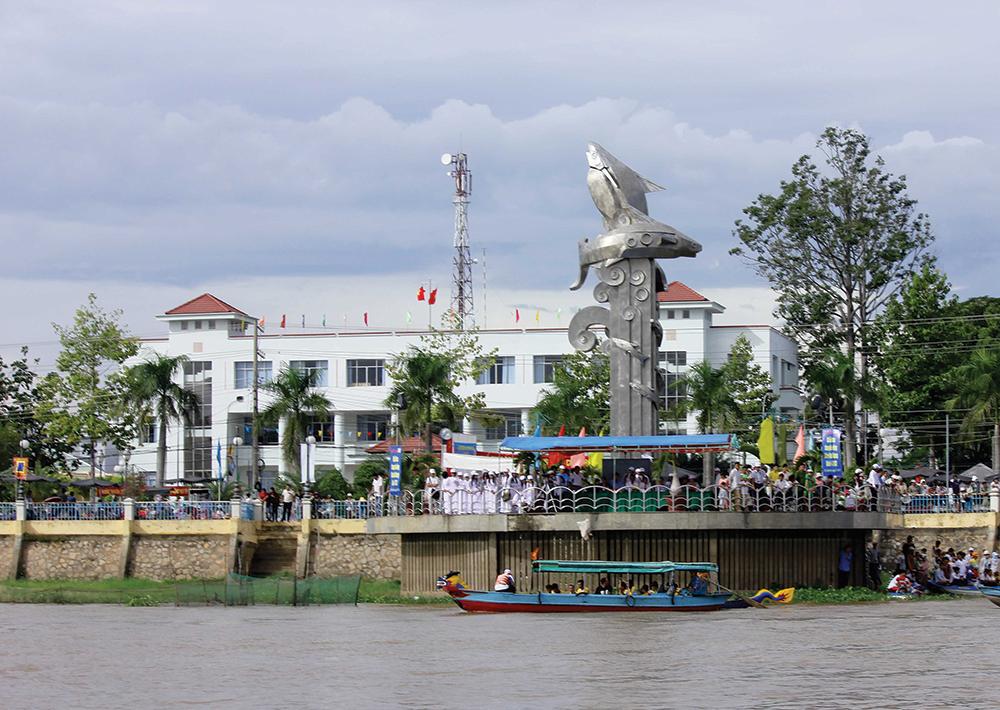 Châu Đốc - Thành phố du lịch tâm linh đặc sắc