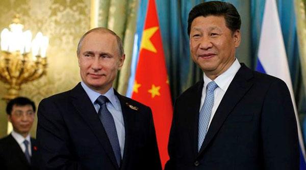 """Nga-Trung Quốc sẽ thông qua """"một gói các thỏa thuận rất tuyệt vời"""""""