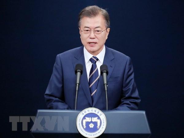Tổng thống Hàn có thể dự Tuyên bố chấm dứt chiến tranh Triều Tiên