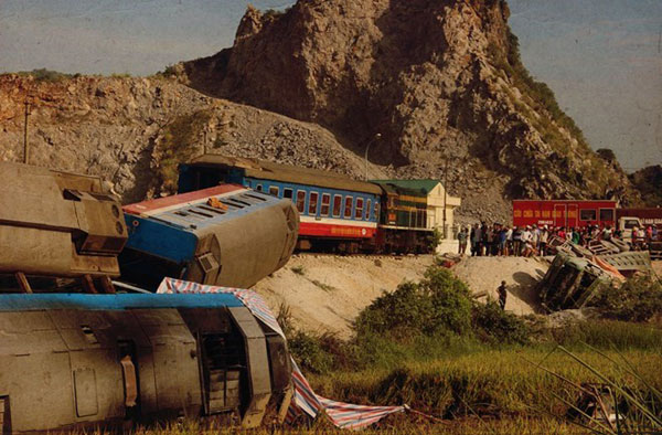 Yêu cầu đường sắt xử lý trách nhiệm vì để xảy ra tai nạn nghiêm trọng
