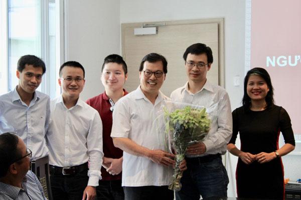 Thành lập Hội trí thức và chuyên gia Việt Nam tại Thụy Sỹ