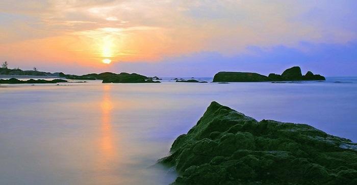 Bình yên cùng biển