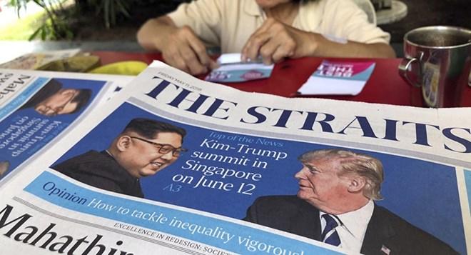 Trung Quốc sẽ gửi chiến đấu cơ hộ tống ông Kim Jong-un tới Singapore?
