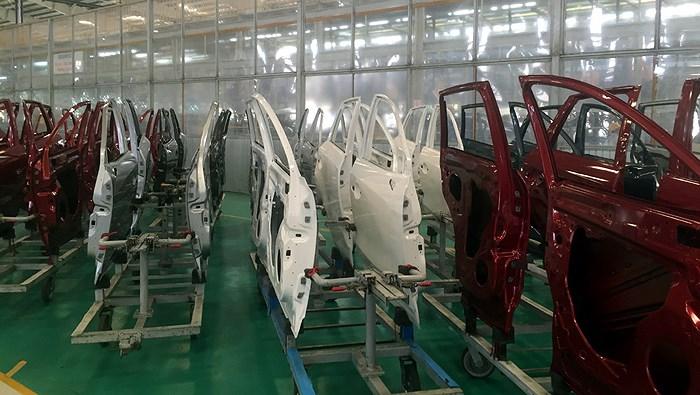 90% nhà cung cấp linh kiện ô tô tại Việt Nam là doanh nghiệp FDI