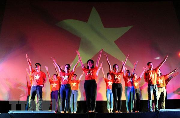 Gala sinh viên lan tỏa nét đẹp văn hóa Việt Nam tại Cuba