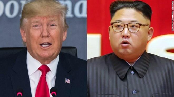 Triều Tiên, Mỹ kỳ vọng vào kết quả cuộc gặp thượng đỉnh Kim-Trump