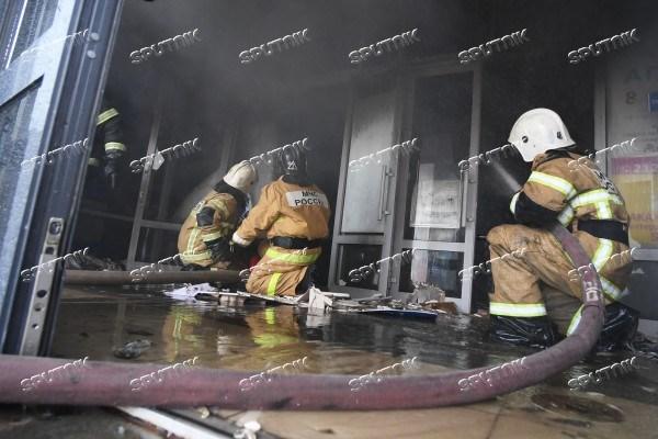 Người Việt bị thiệt hại nặng trong vụ cháy trung tâm thương mại ở Nga