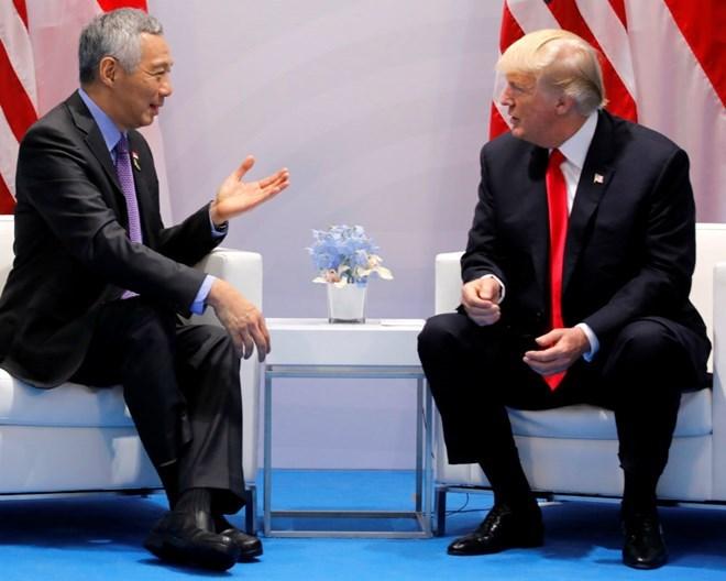 Tổng thống Trump dự báo lạc quan về thượng đỉnh Mỹ-Triều Tiên
