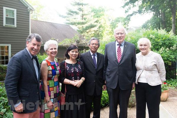 Tiếp tục các nỗ lực thúc đẩy quan hệ song phương Việt Nam-Hoa Kỳ