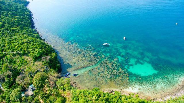Hòn Gầm Gì - Hoang đảo đẹp hơn thiên đường
