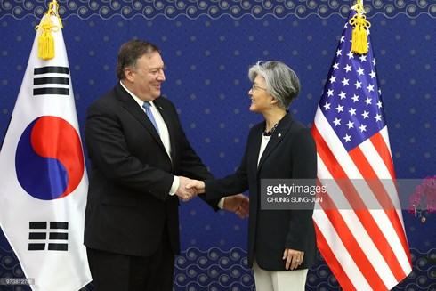 Mỹ sẽ không bỏ cấm vận khi Triều Tiên chưa phi hạt nhân hóa