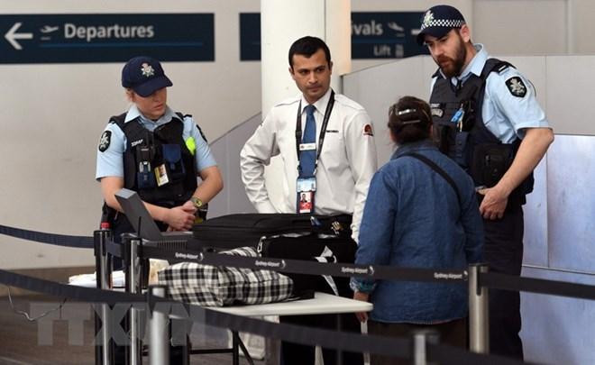 Phát hiện chất bột trắng đáng ngờ tại sân bay quốc tế Sydney
