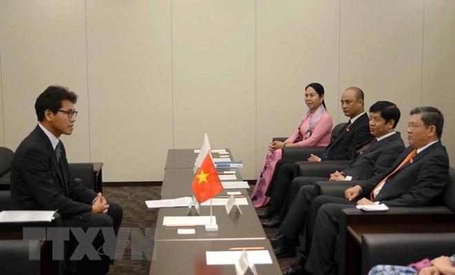 Chủ nhiệm Ủy ban Đối ngoại Quốc hội thăm và làm việc tại Nhật Bản