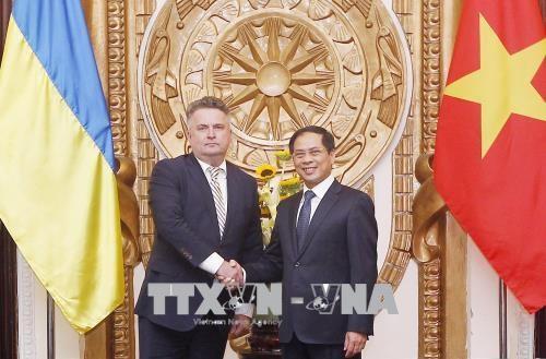 Tham vấn chính trị cấp Thứ trưởng Ngoại giao Việt Nam-Ukraine