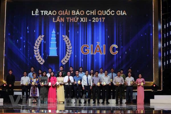 Giải Báo chí quốc gia 2017: Tăng mạnh về số lượng tác phẩm dự thi
